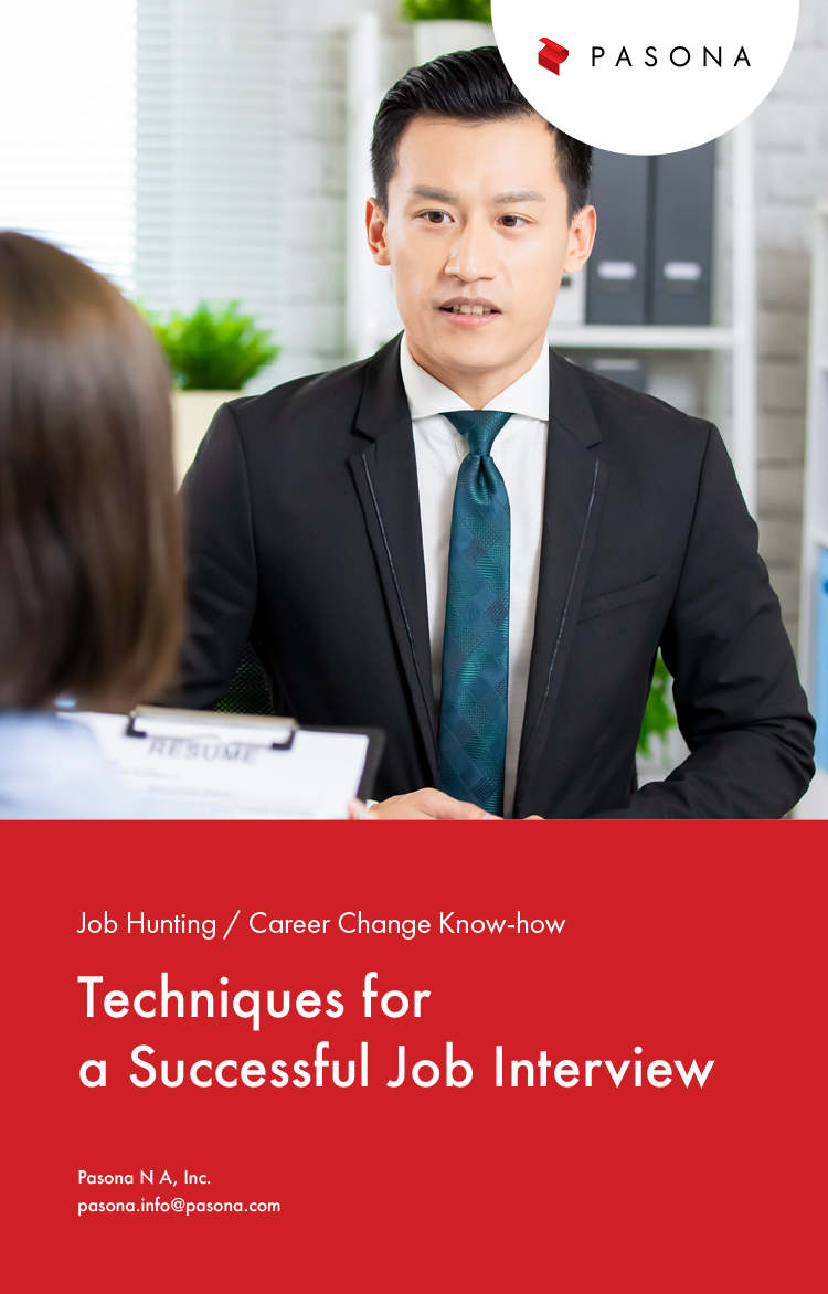 Techniques for a Successful Job Interview